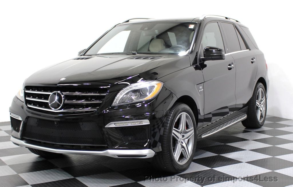 2014 Mercedes-Benz M-Class CERTIFIED ML63 AMG P30 PERFORMANCE PACKAGE - 16774861 - 31