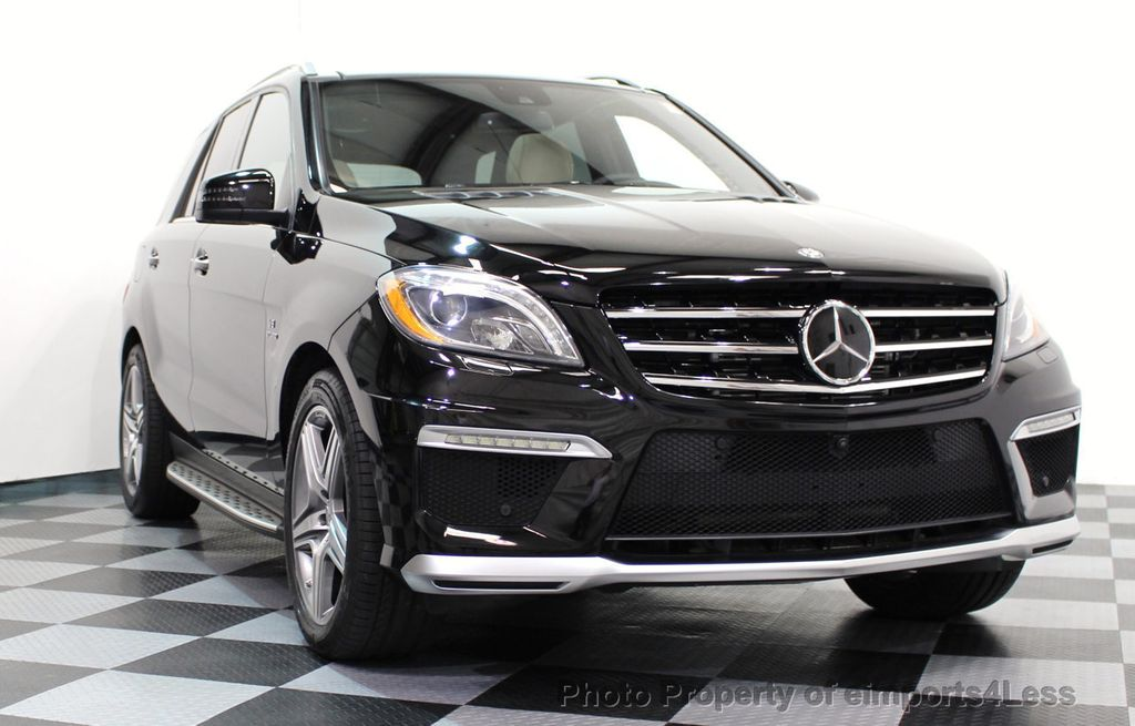 2014 Mercedes-Benz M-Class CERTIFIED ML63 AMG P30 PERFORMANCE PACKAGE - 16774861 - 32
