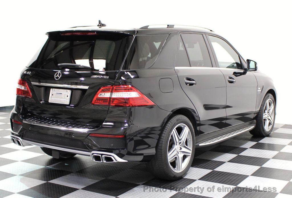 2014 Mercedes-Benz M-Class CERTIFIED ML63 AMG P30 PERFORMANCE PACKAGE - 16774861 - 3