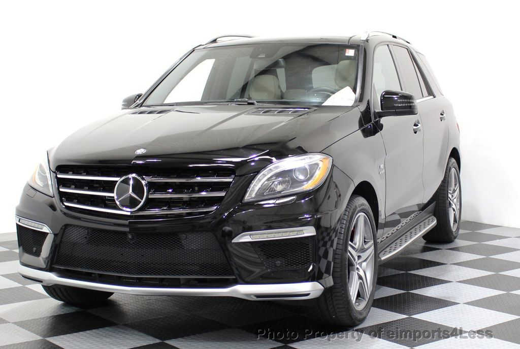 2014 Mercedes-Benz M-Class CERTIFIED ML63 AMG P30 PERFORMANCE PACKAGE - 16774861 - 42
