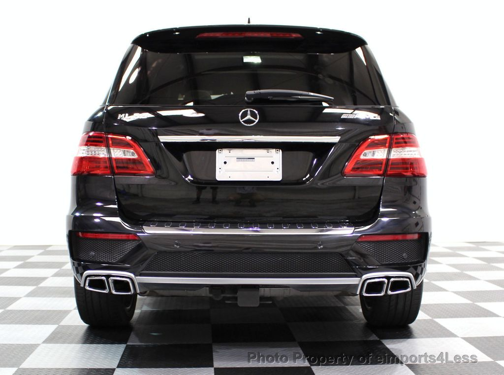 2014 Mercedes-Benz M-Class CERTIFIED ML63 AMG P30 PERFORMANCE PACKAGE - 16774861 - 43