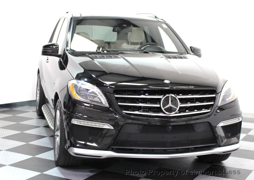 2014 Mercedes-Benz M-Class CERTIFIED ML63 AMG P30 PERFORMANCE PACKAGE - 16774861 - 47