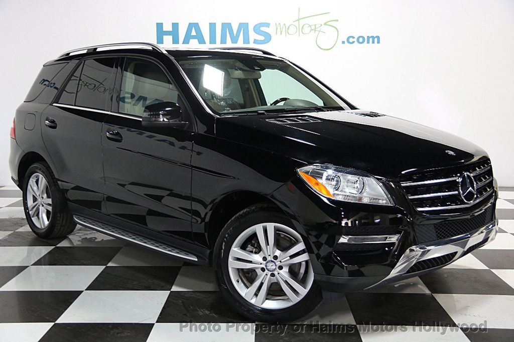 2014 used mercedes benz m class ml350 at haims motors for Mercedes benz m350 price
