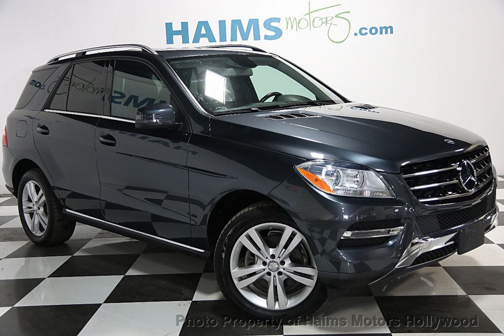 2014 used mercedes benz m class ml350 at haims motors for 2006 mercedes benz ml350 price