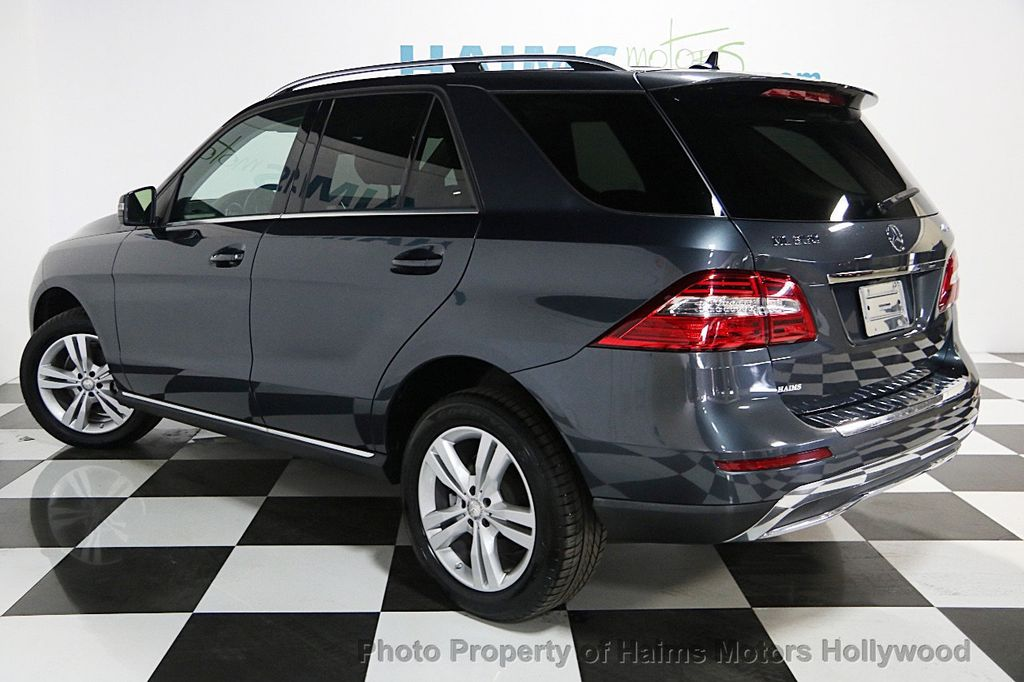 2014 used mercedes benz m class ml350 at haims motors for Mercedes benz m class ml350