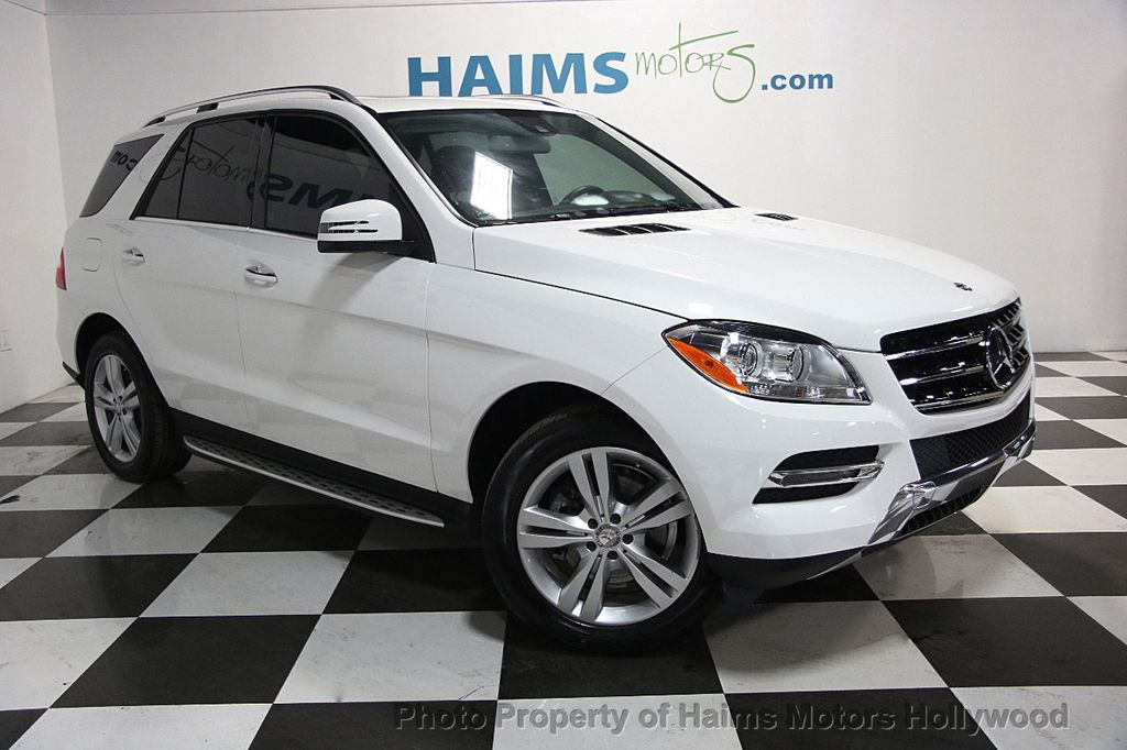 2014 used mercedes benz m class ml350 at haims motors for Mercedes benz m class used