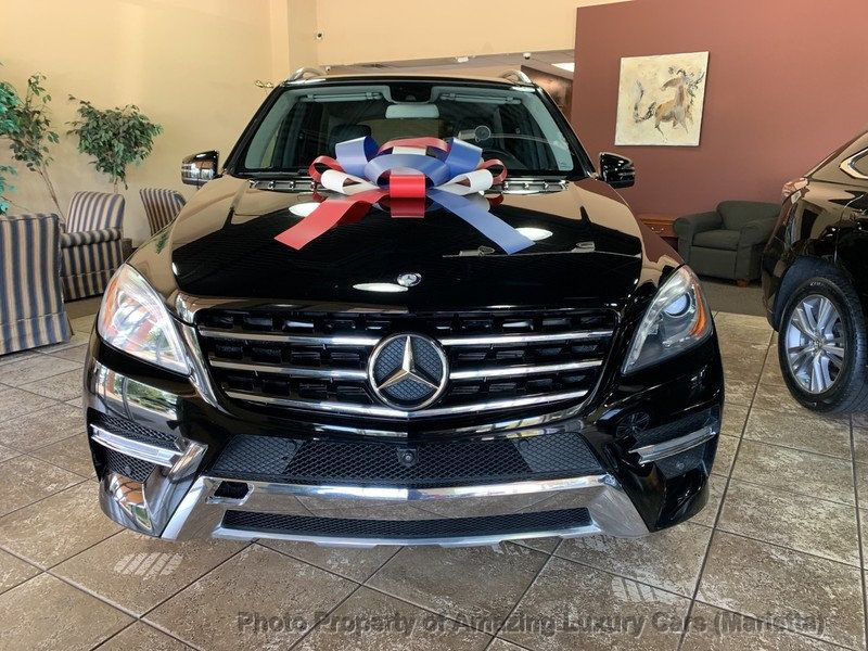2014 Mercedes-Benz M-Class ML 550 4MATIC 4dr ML550 - 19431236 - 2