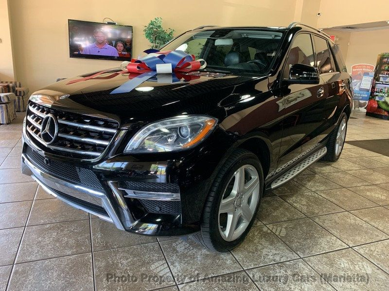 2014 Mercedes-Benz M-Class ML 550 4MATIC 4dr ML550 - 19431236 - 4