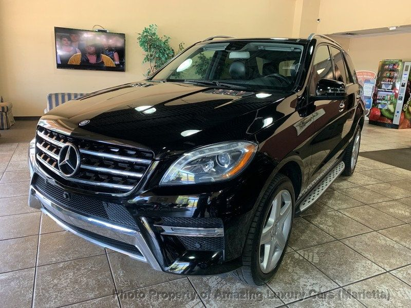 2014 Mercedes-Benz M-Class ML 550 4MATIC 4dr ML550 - 19431236 - 59