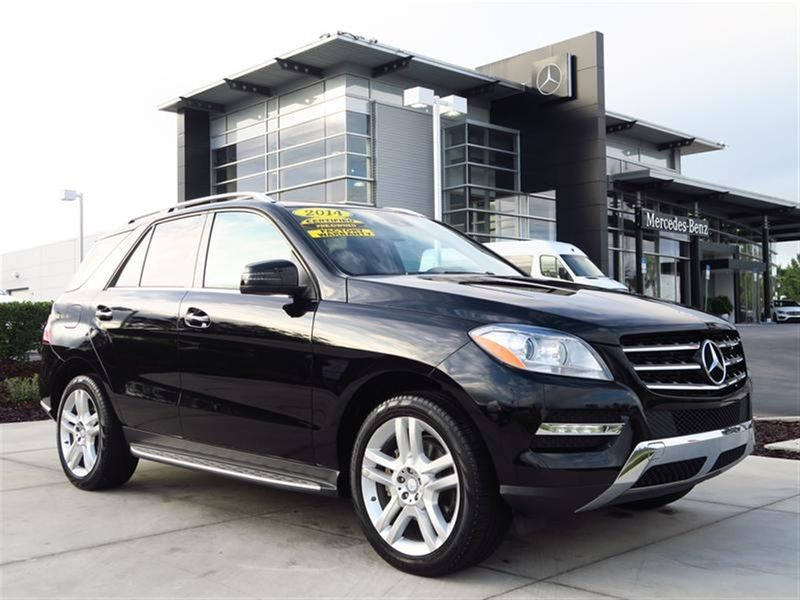 2014 Mercedes-Benz M-Class RWD 4dr ML 350 Not Specified - 4JGDA5JB8EA314830 - 0