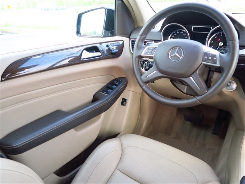 2014 Mercedes-Benz M-Class RWD 4dr ML 350 Not Specified - 4JGDA5JB8EA314830 - 13