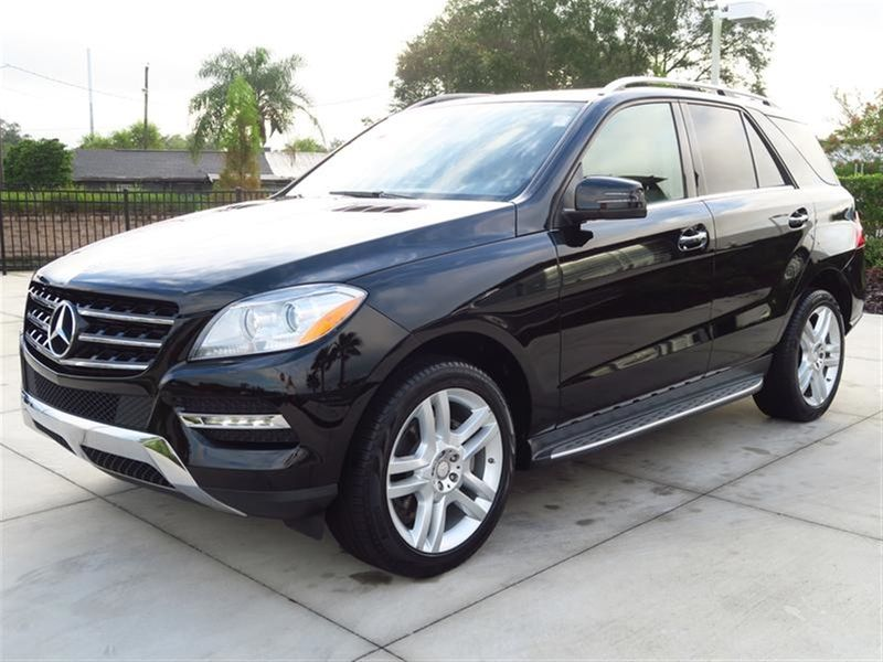 2014 Mercedes-Benz M-Class RWD 4dr ML 350 Not Specified - 4JGDA5JB8EA314830 - 2