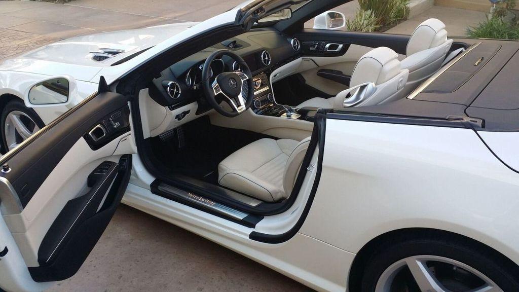 2014 Mercedes-Benz SL 550 ROADSTER SL 550 ROADSTER - 17309503 - 13