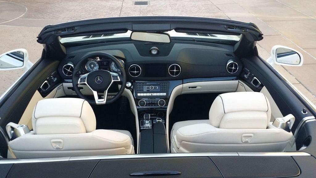 2014 Mercedes-Benz SL 550 ROADSTER SL 550 ROADSTER - 17309503 - 14