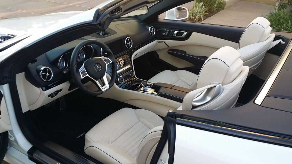 2014 Mercedes-Benz SL 550 ROADSTER SL 550 ROADSTER - 17309503 - 15