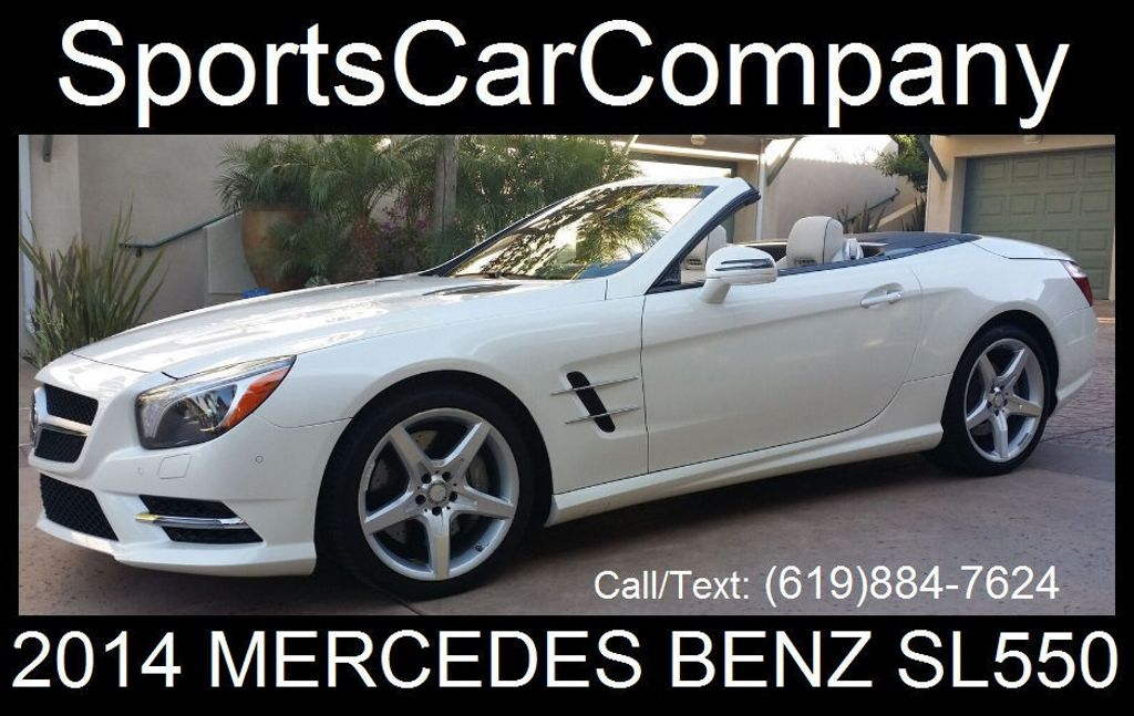 2014 Mercedes-Benz SL 550 ROADSTER SL 550 ROADSTER - 17309503 - 1