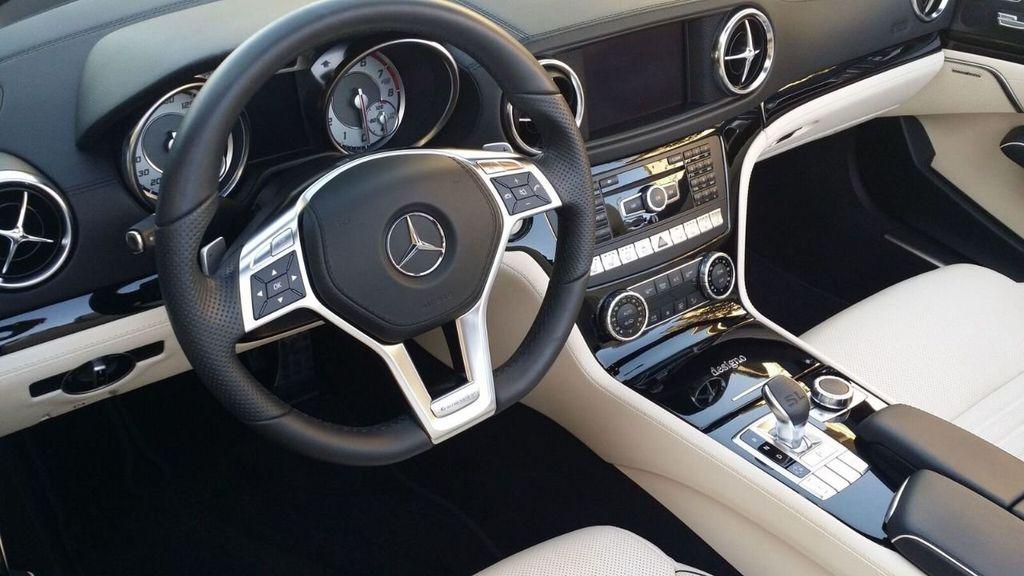 2014 Mercedes-Benz SL 550 ROADSTER SL 550 ROADSTER - 17309503 - 19