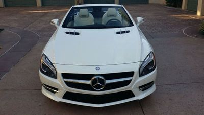 2014 Mercedes-Benz SL 550 ROADSTER SL 550 ROADSTER - Click to see full-size photo viewer