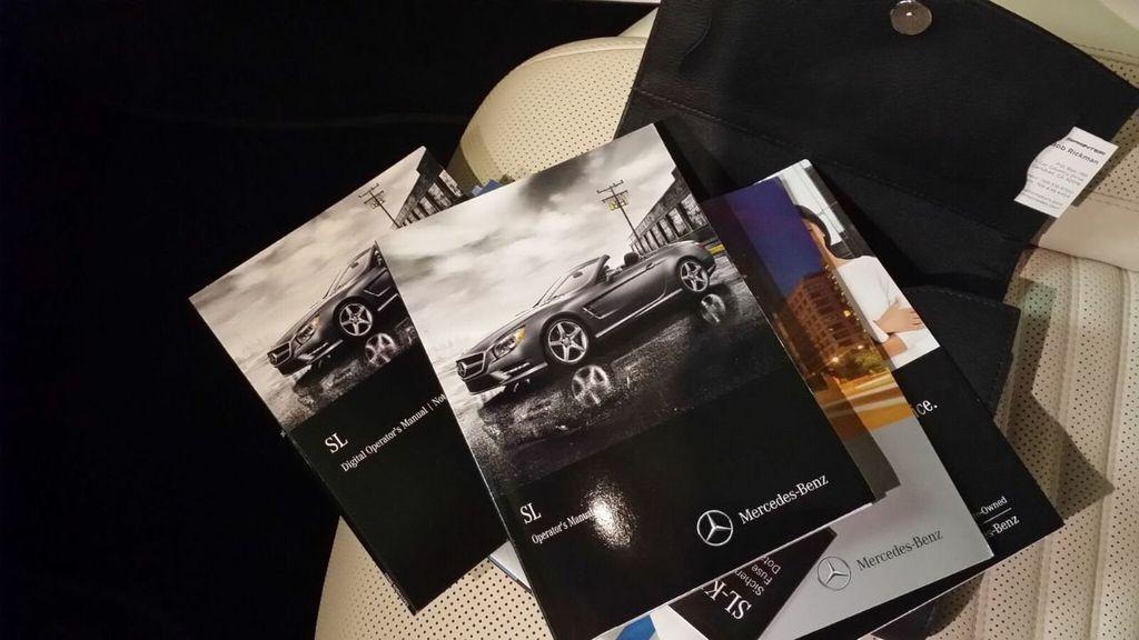 2014 Mercedes-Benz SL 550 ROADSTER SL 550 ROADSTER - 17309503 - 44