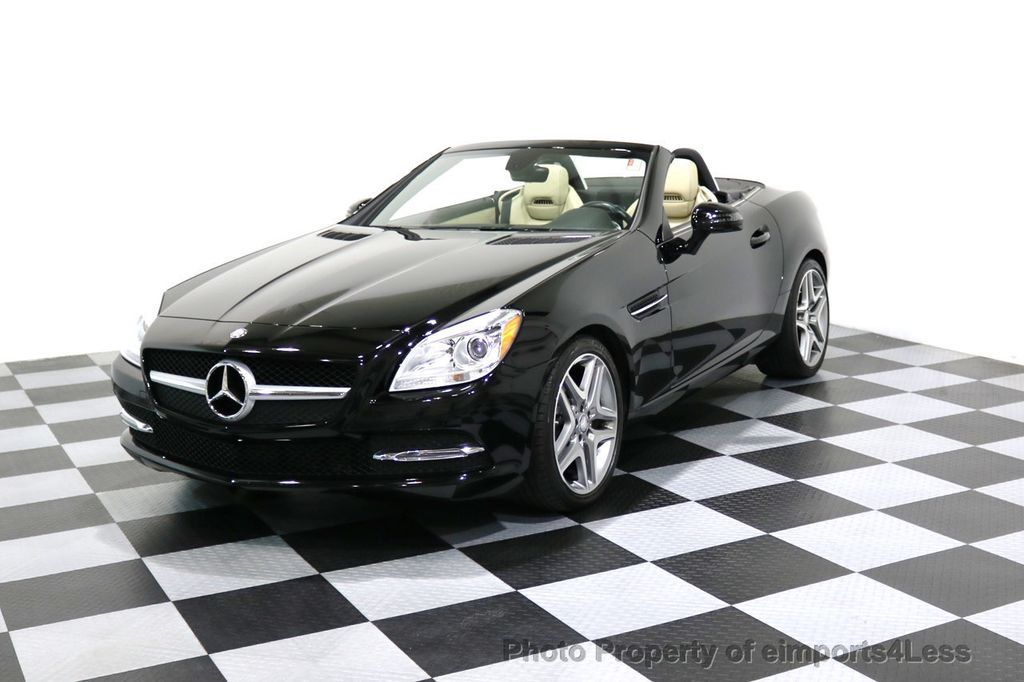 2014 Mercedes-Benz SLK CERTIFIED SLK250 ROADSTER HK NAVIGATION - 17143740 - 0