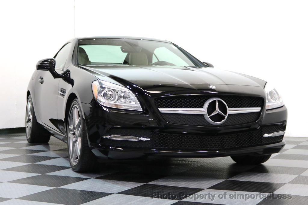 2014 Mercedes-Benz SLK CERTIFIED SLK250 ROADSTER HK NAVIGATION - 17143740 - 9
