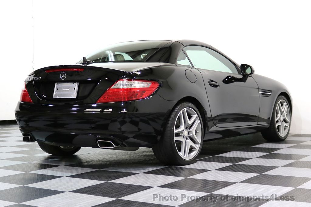 2014 Mercedes-Benz SLK CERTIFIED SLK250 ROADSTER HK NAVIGATION - 17143740 - 12