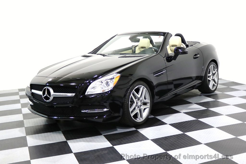 2014 Mercedes-Benz SLK CERTIFIED SLK250 ROADSTER HK NAVIGATION - 17143740 - 15