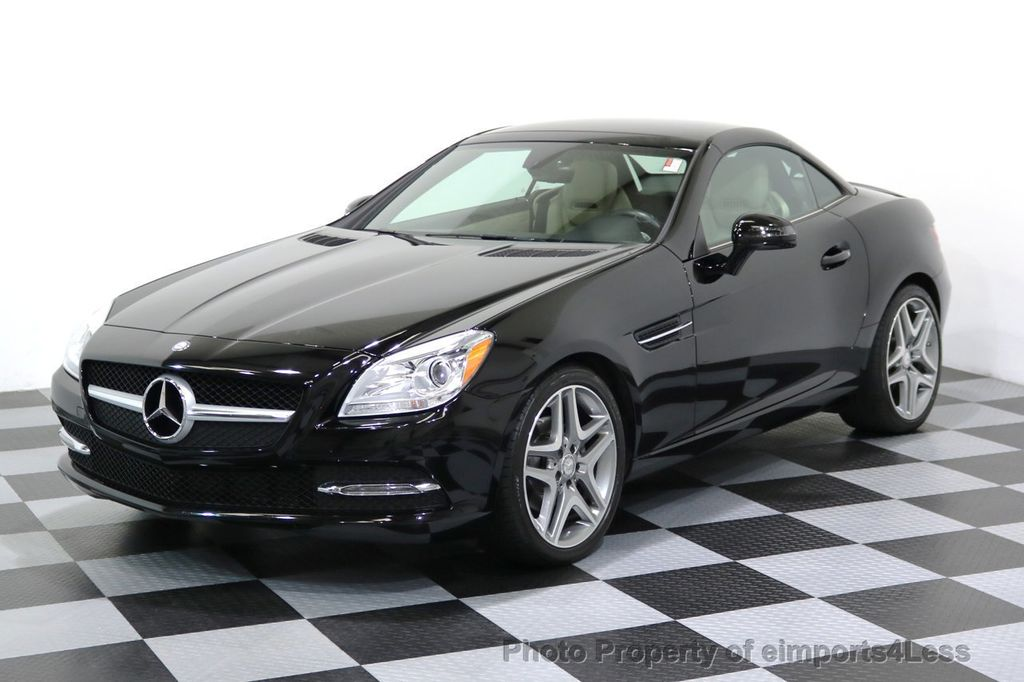 2014 Mercedes-Benz SLK CERTIFIED SLK250 ROADSTER HK NAVIGATION - 17143740 - 16