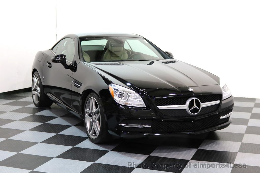 2014 Mercedes-Benz SLK CERTIFIED SLK250 ROADSTER HK NAVIGATION - 17143740 - 17