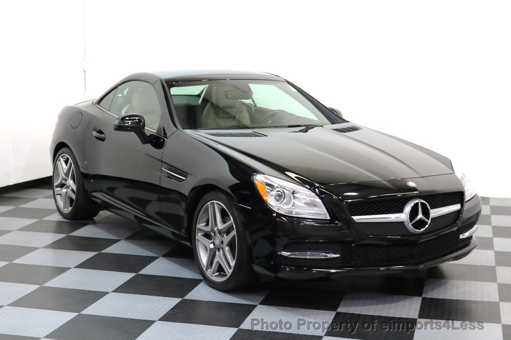 2014 Mercedes-Benz SLK CERTIFIED SLK250 ROADSTER HK NAVIGATION - 17143740 - 1