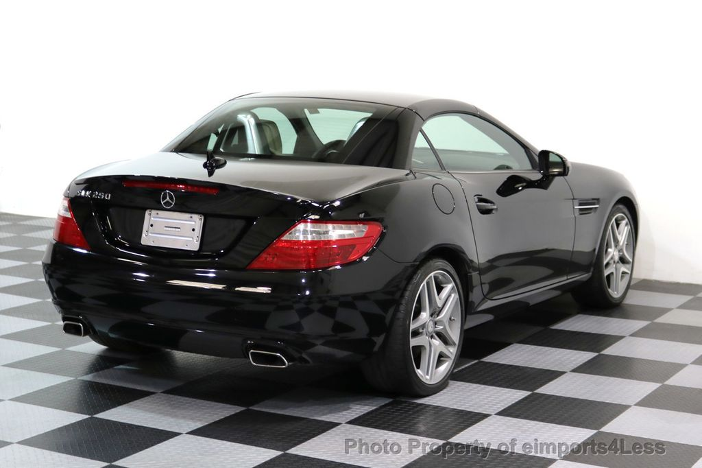 2014 Mercedes-Benz SLK CERTIFIED SLK250 ROADSTER HK NAVIGATION - 17143740 - 20
