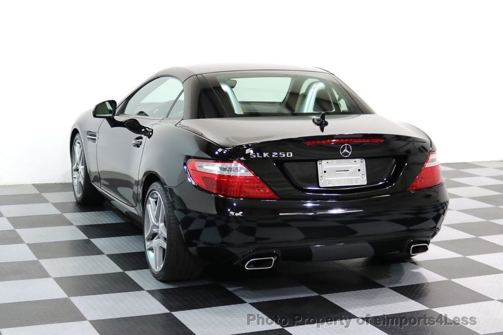 2014 Mercedes-Benz SLK CERTIFIED SLK250 ROADSTER HK NAVIGATION - 17143740 - 2