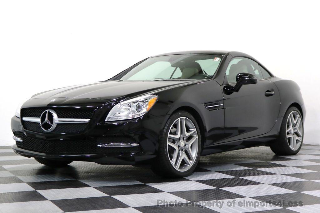 2014 Mercedes-Benz SLK CERTIFIED SLK250 ROADSTER HK NAVIGATION - 17143740 - 29
