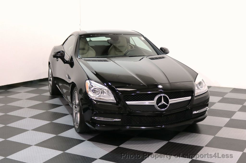 2014 Mercedes-Benz SLK CERTIFIED SLK250 ROADSTER HK NAVIGATION - 17143740 - 30