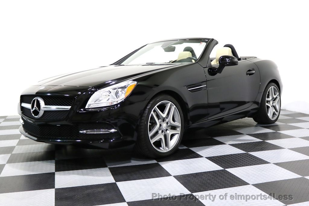 2014 Mercedes-Benz SLK CERTIFIED SLK250 ROADSTER HK NAVIGATION - 17143740 - 31