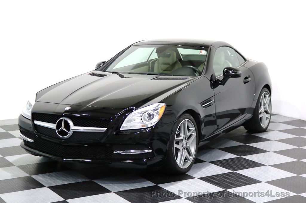 2014 Mercedes-Benz SLK CERTIFIED SLK250 ROADSTER HK NAVIGATION - 17143740 - 32
