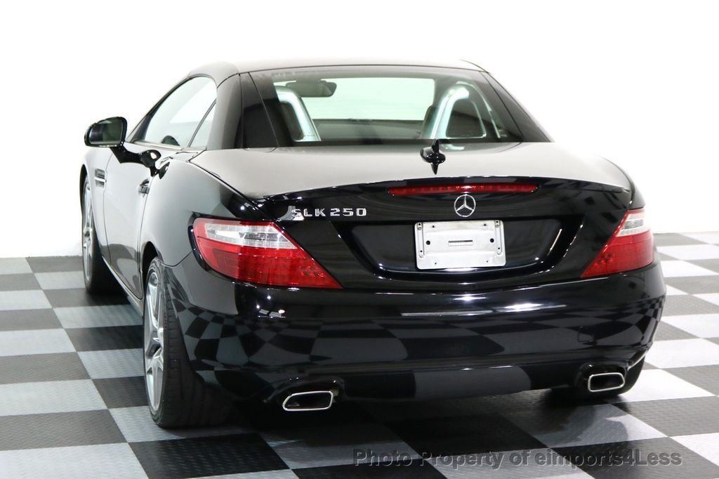 2014 Mercedes-Benz SLK CERTIFIED SLK250 ROADSTER HK NAVIGATION - 17143740 - 33