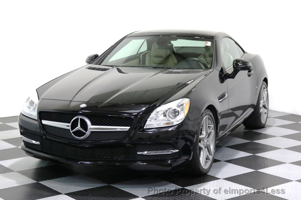 2014 Mercedes-Benz SLK CERTIFIED SLK250 ROADSTER HK NAVIGATION - 17143740 - 44