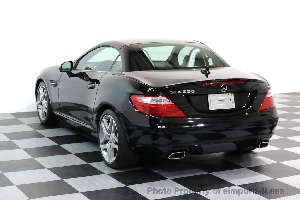 2014 Mercedes-Benz SLK CERTIFIED SLK250 ROADSTER HK NAVIGATION - 17143740 - 45