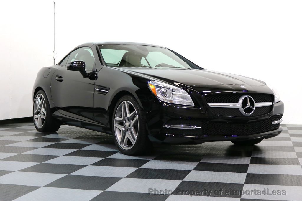 2014 Mercedes-Benz SLK CERTIFIED SLK250 ROADSTER HK NAVIGATION - 17143740 - 49