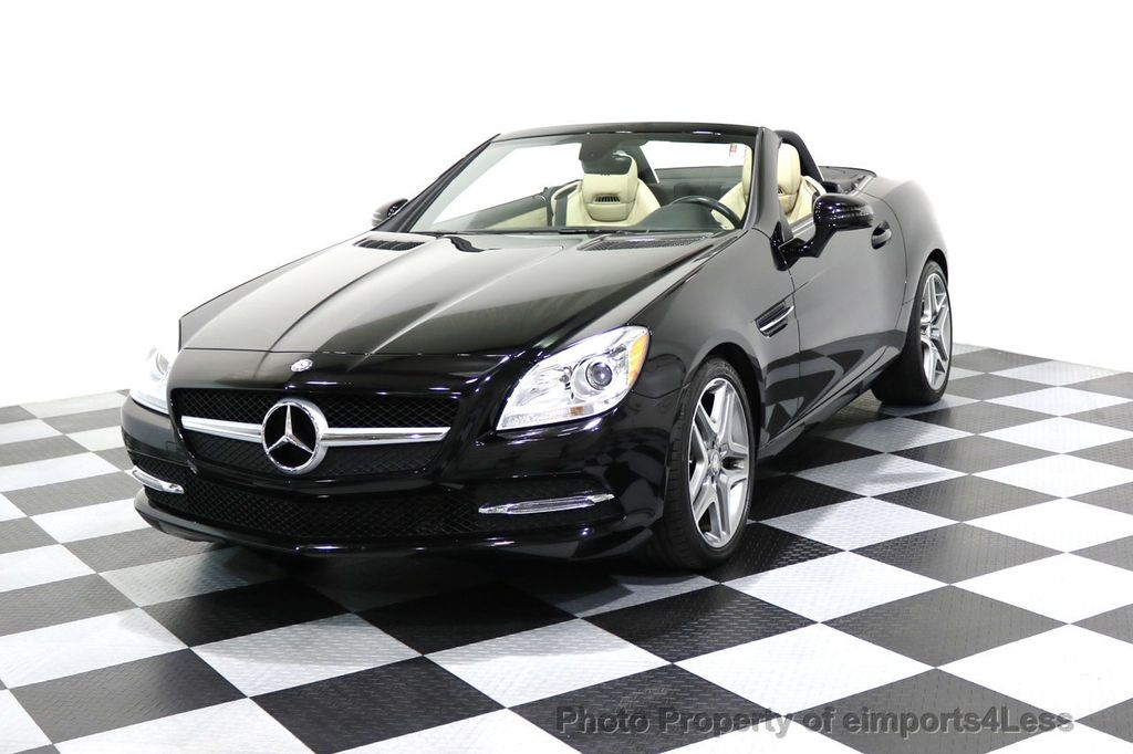 2014 Mercedes-Benz SLK CERTIFIED SLK250 ROADSTER HK NAVIGATION - 17143740 - 8