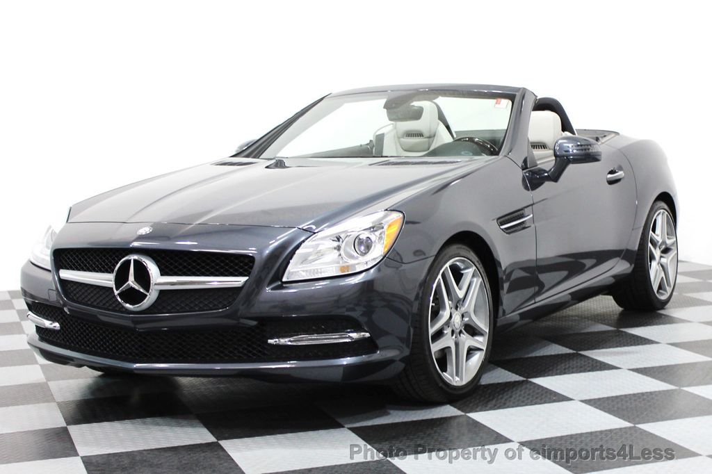 2014 Mercedes-Benz SLK CERTIFIED SLK250 ROADSTER NAVIGATION - 16167106 - 0
