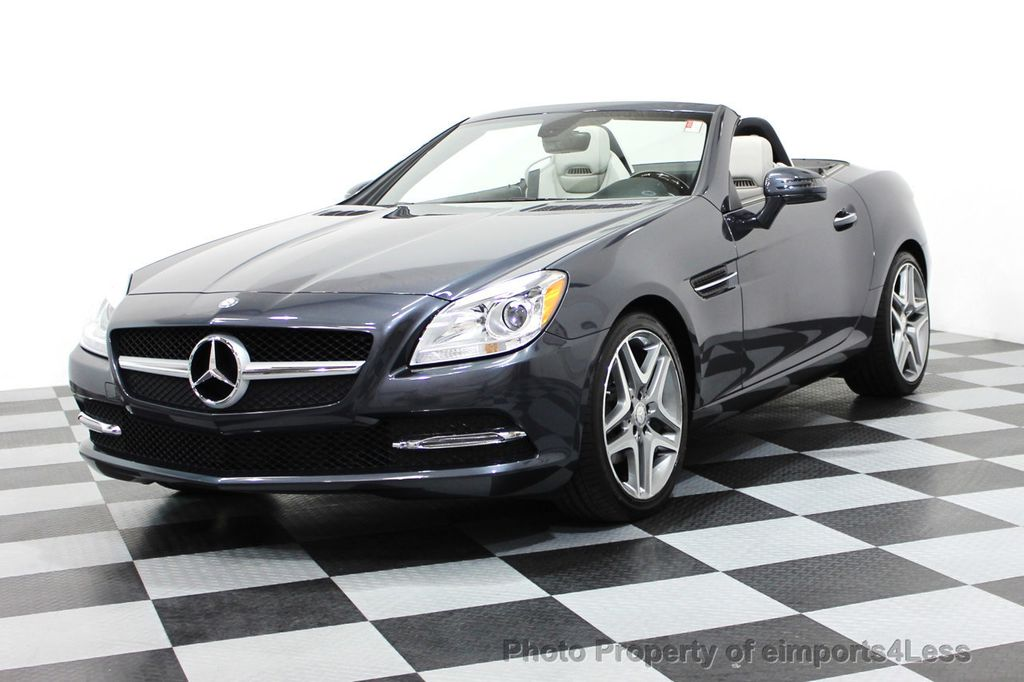 2014 Mercedes-Benz SLK CERTIFIED SLK250 ROADSTER NAVIGATION - 16167106 - 10