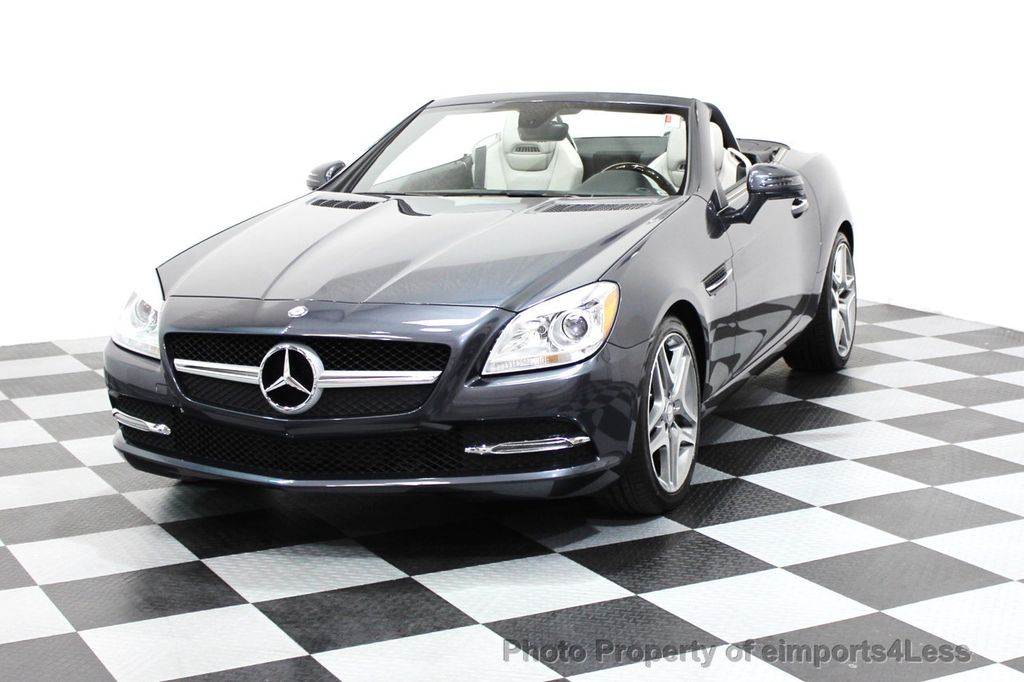 2014 Mercedes-Benz SLK CERTIFIED SLK250 ROADSTER NAVIGATION - 16167106 - 11