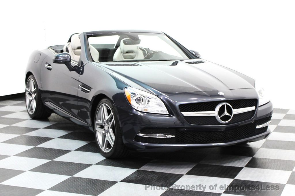 2014 Mercedes-Benz SLK CERTIFIED SLK250 ROADSTER NAVIGATION - 16167106 - 12