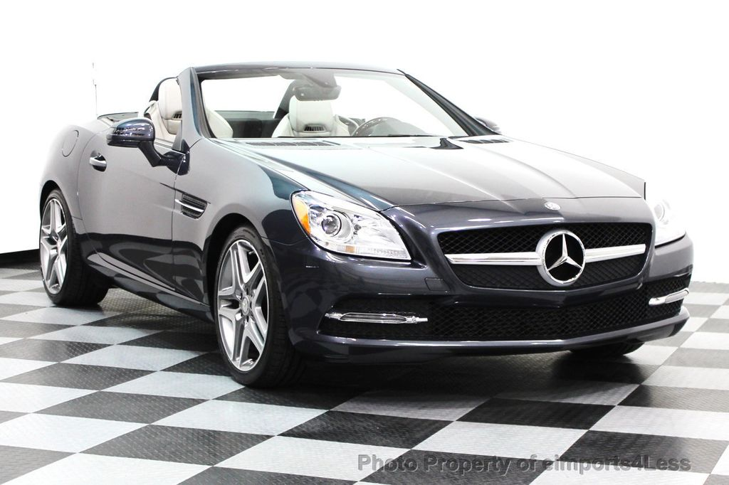 2014 Mercedes-Benz SLK CERTIFIED SLK250 ROADSTER NAVIGATION - 16167106 - 13