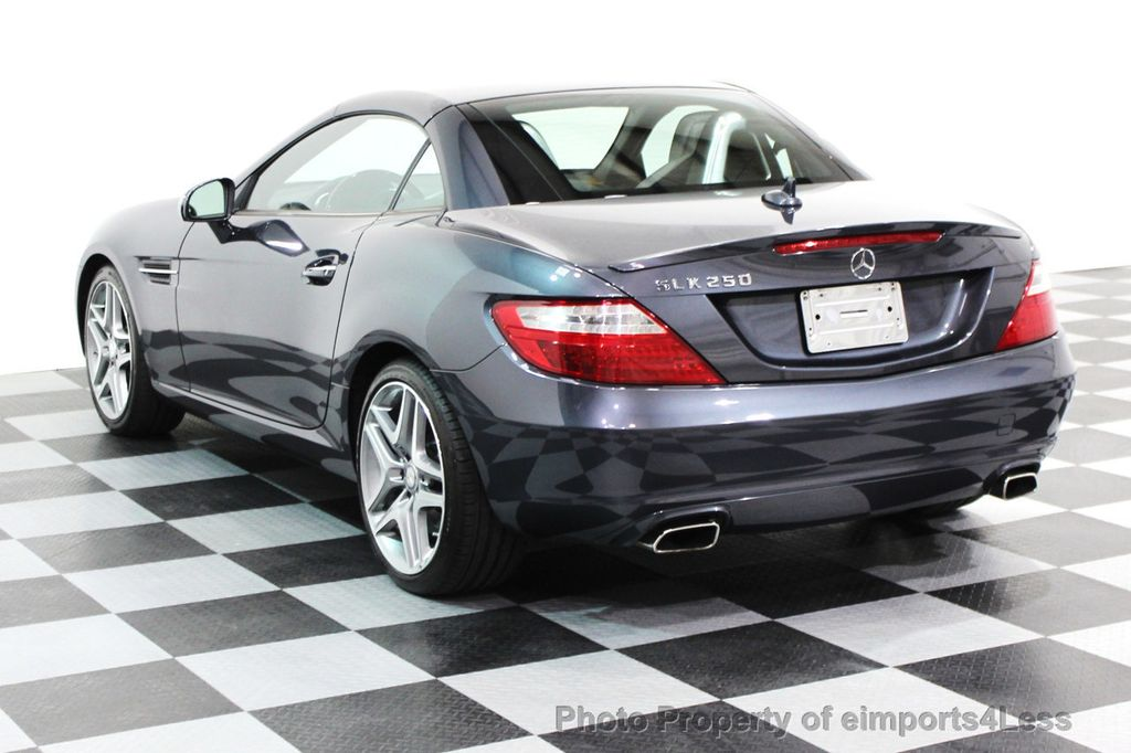 2014 Mercedes-Benz SLK CERTIFIED SLK250 ROADSTER NAVIGATION - 16167106 - 14