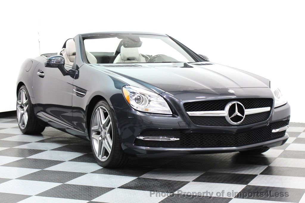 2014 Mercedes-Benz SLK CERTIFIED SLK250 ROADSTER NAVIGATION - 16167106 - 1