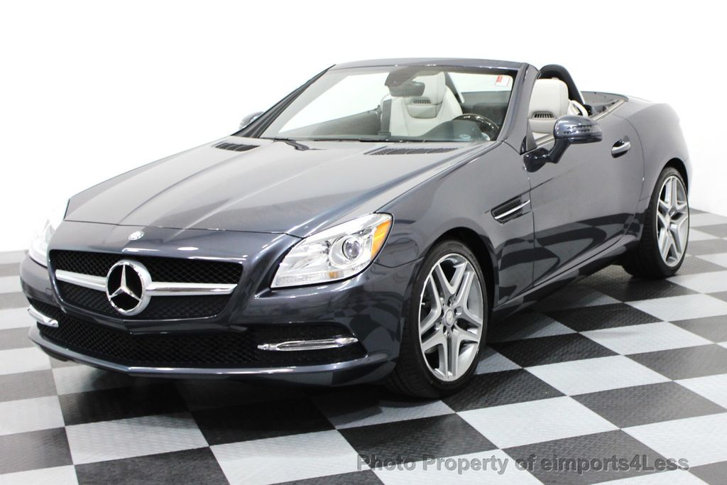 2014 Mercedes-Benz SLK CERTIFIED SLK250 ROADSTER NAVIGATION - 16167106 - 22