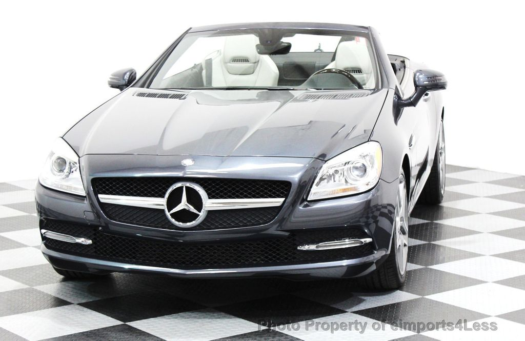 2014 Mercedes-Benz SLK CERTIFIED SLK250 ROADSTER NAVIGATION - 16167106 - 23